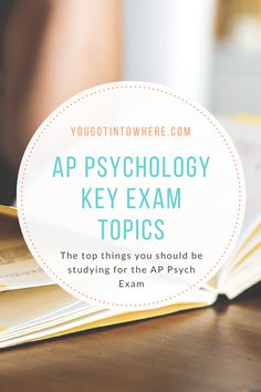 AP Psychology is said to be one of the easiest exam there is, as far as AP Exams go. The AP Psychology exam is all about testing students' knowledge of the 14 key topics outlined on the Colle…