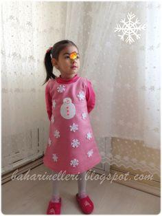 Elbisemiz ve Pijamamızla Kışa Hazırız :)