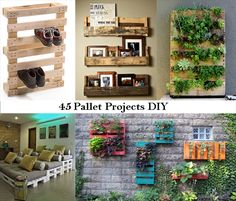 Pallet Projects DIY