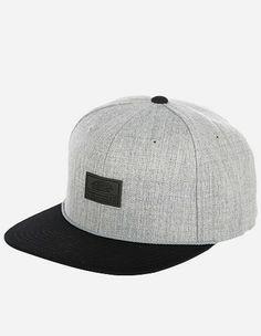 Vans - Blackout Starter Cap heather grey
