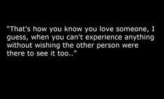 Awe so true.