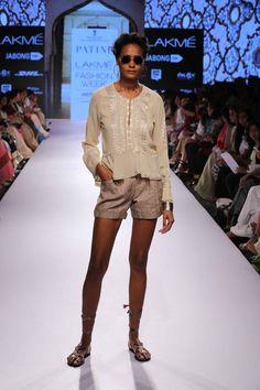 Lakmé Fashion Week – PATINE AT LFW SR 2015