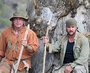 Dual Survival - my husband has me hooked on this show!