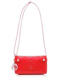 655fd271e7bfa Womens Armani Jeans Small Patent Shoulder Bag   JULES B Emporio Armani,  Kate Spade