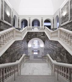 Burgos Justice Palace,© Fernando Guerra | FG+SG