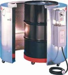 Barrel Heaters are essential when you are using liquids that require a certain temperature at the work place.