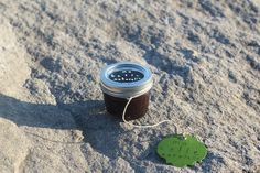 Handmade, all-natural coffee body scrub
