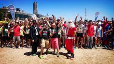 Solidaridad m�s deporte en la RunnerFest de Navidad! Tv, Adventure, Health, Sports, Xmas, Television Set, Television