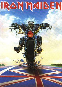La foto que inspiró a Eddie, the Head (Iron Maiden). Heavy Metal Bands, Heavy Metal Rock, Pet Shop Boys, Rock Logos, Woodstock, Iron Maiden Mascot, Iron Maiden Posters, Eddie The Head, Pochette Album