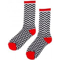 Black Lodge socks <3 | Disturbia Clothing | #Twin_Peaks_Fashion #Black_Lodge #Twin_Peaks