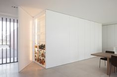 Bar by Govaert & Vanhoutte architects I Deco-Lust
