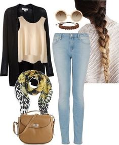 Back to school outfit ideas. | Beautylish find more women fashion ideas on www.misspool.com