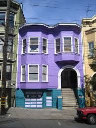 An other purple house !