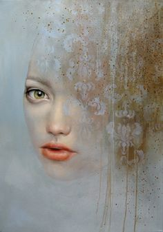 See Emma Uber Oil on canvas Illustrations, Illustration Art, Portrait Art, Portraits, Portrait Ideas, Traditional Paintings, Life Drawing, Mouth Drawing, Australian Artists