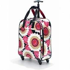 #WinOurHearts   Gillyflower Wheeled Weekender  available at #Brighton