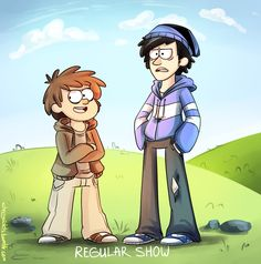 SPN Gravity Falls Crossover Part 2 by ~k8y411 on deviantART // WHAT HAPPENED TO SAM'S GLORIOUS HAIR THOUGH? Description from pinterest.com. I searched for this on bing.com/images