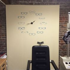 Eye Glasses Glasses Decal Optometry by VinylWallAccents on Etsy Optometry Office, Eyewear Shop, Eye Chart, Optical Shop, Clinic Design, Objet D'art, Eye Glasses, Store Design, Wall Decals