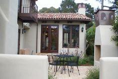 Carmel, California - mediterranean - exterior - san francisco - Jill Asher