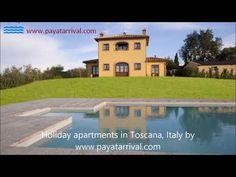 Holiday villa in Tuscany, Italy by www payatarrival com