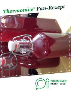 Johannisbeer Likör von Frido68. Ein Thermomix ® Rezept aus der Kategorie Getränke auf www.rezeptwelt.de, der Thermomix ® Community.