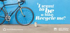 Bottles and Cans Plead to Be Recycled in New Ads for Keep America Beautiful | Adweek