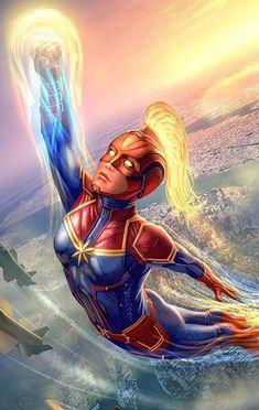Ms Marvel Captain Marvel, Captain Marvel Carol Danvers, Marvel Avengers, Marvel Heroines, Marvel Characters, Marvel Movies, Marvel Universe, Thor, Susanoo Naruto