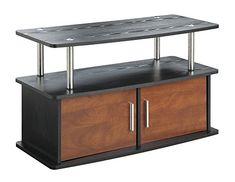 Convenience Concepts Designs2Go Deluxe 2 Door TV Stand with Cabinets, Cherry Convenience Concepts http://smile.amazon.com/dp/B00UAHW43E/ref=cm_sw_r_pi_dp_q8Y6wb0KKDR94