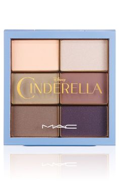 And this? Just a beauteous eyeshadow palette called Stroke of Midnight. | MAC Has Cinderella Makeup So You Can Be A Disney Princess Now