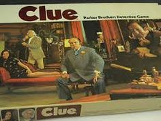 Classic clue for hours we would play....70s toys