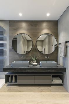 Bathroom Design Luxury, Modern Bathroom Decor, White Master Bathroom, Small Bathroom, Bathroom Design Inspiration, Home Room Design, Beautiful Bathrooms, Interface Design, Future