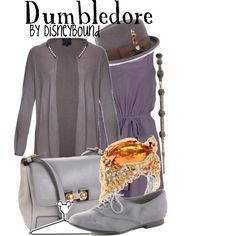 """Dumbledore"" by lalakay on Polyvore #harrypotter"