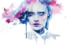 """Garden in the ceiling"" by agnes-cecile.deviantart.com on @deviantART"