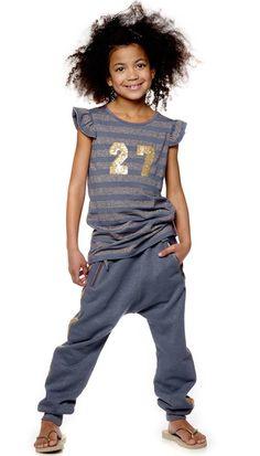 Me voy a remitir al rollo que os he contado en la reseña justo anterior a esta, os dejo el enlace para que podáis... Girl Fashion Style, Tween Fashion, Little Girl Fashion, Toddler Fashion, Moda Tween, Jupe Short, Smart Outfit, Girl Inspiration, Junior