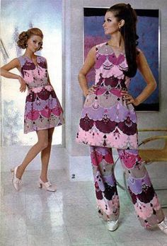 1969 Spiegel Catalog Womens Fashions