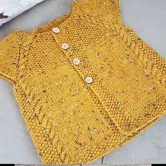 Baby Knitting Patterns, Crochet Patterns, Stuff To Buy, Fashion, Knit Baby Sweaters, Sweater Vests, Dots, Moda, Fashion Styles