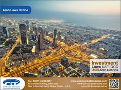 #Investment #Laws in #Arabic and #English -  For #UAE #GCC #Arab #Countries #Kuwait #Qatar #Bahrain #SaudiArabia #Oman Available online at: www.communicationdubai.com/investment-laws.php