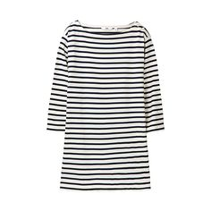 uniqlo stripe tunic    sold out but similar one at H for $10
