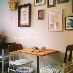 Ladies Who Brunch: Turku: Gaggui Kaffela