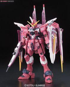 ZGMF-X09A Justice Gundam (RG) (Gundam Model Kits) Item picture3