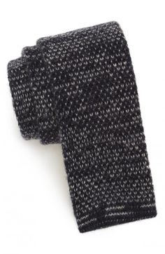 Jack Spade Men's Knit Cashmere Necktie | Neckwear and Accessory