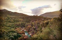 Paradise - Cañón de Las Buitreras  #hiking #senderismo #andalucia #vultures #mountains #forest #river #tours #travel  http://marbellaescapes.com/