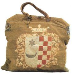 A bag of Ljudevit Gaj (Ludwig von Gay), 19th century