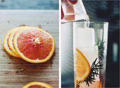 Gin Sparkler / Sprouted Kitchen