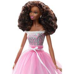 Birthday Wishes Barbie Doll   DVP50   Barbie
