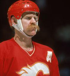 Fear the 'stache: Lanny McDonald, Calgary Flames Stars Hockey, Ice Hockey Teams, Mlb Teams, Hockey Stuff, Sports Teams, Calgary, Lanny Mcdonald, Famous Mustaches, History