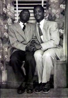 Homo History: Gay Men of Color in Vintage Photos