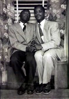 Homo History: Gay Men of Color in Vintage Photos