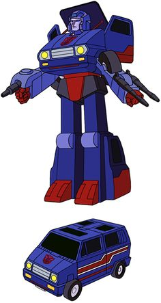Skids / Тормоз / Гальмівник* (в сериале его имя не упоминается) - Transformers.kiev.ua