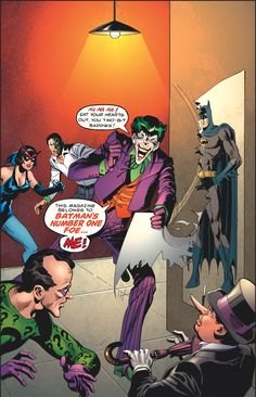 The Joker: The Clown Prince of Crime by Dick Giordano