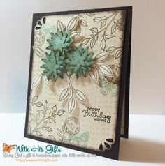 Stampin' Up! 2016 Occasions Catalog: Grateful Bunch by areli - Cards and Paper Crafts at Splitcoaststampers